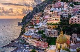 O Que Fazer em Positano na Itália