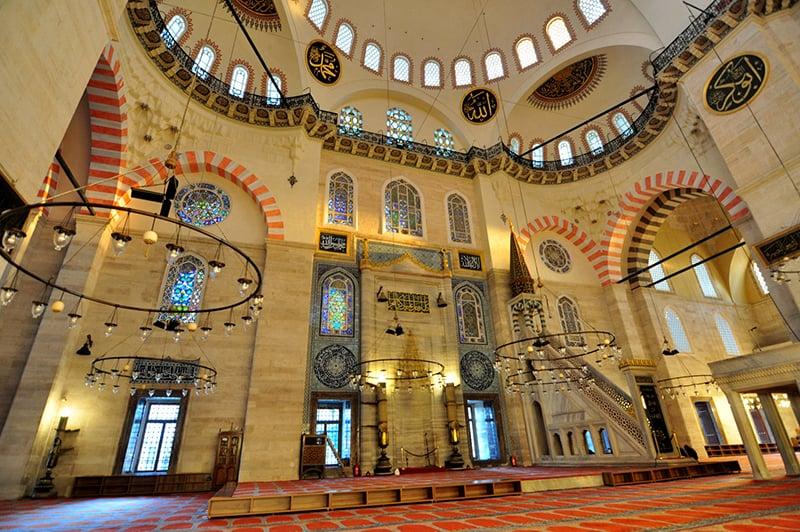 O que fazer em Rodhes: Mesquita Suleiman