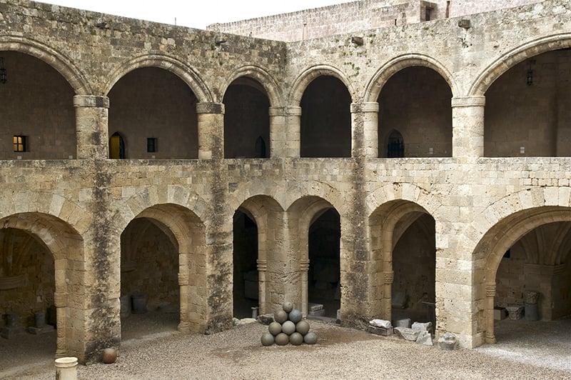 O que fazer em Rodhes: Museu de Arqueologia