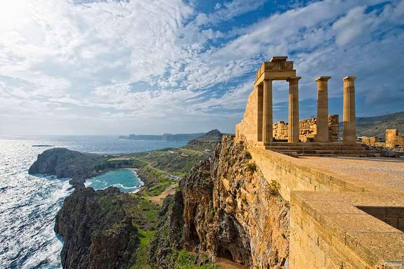 O Que Fazer em Rodhes na Grécia
