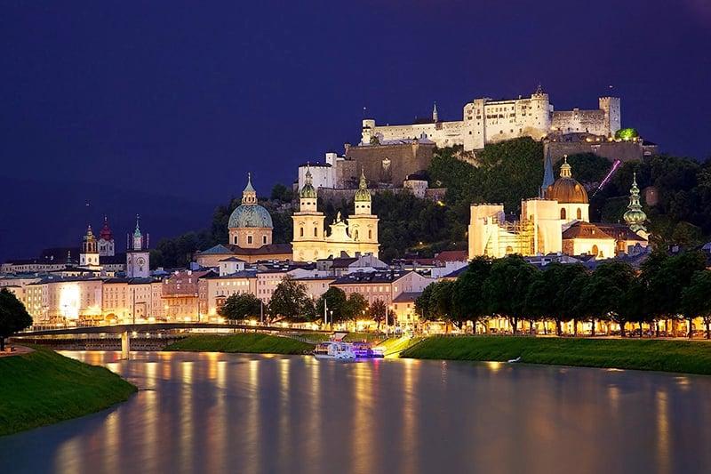 O que fazer em Salzburgo: Fortaleza Hohensalzburg