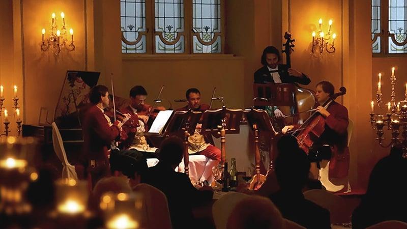 O que fazer em Salzburgo: Jantar com Mozart