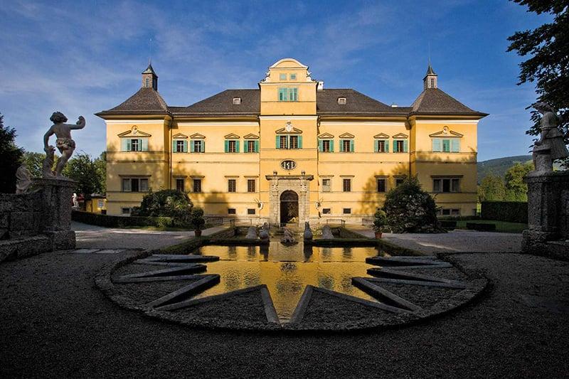 O que fazer em Salzburgo: Palácio Hellbrunn
