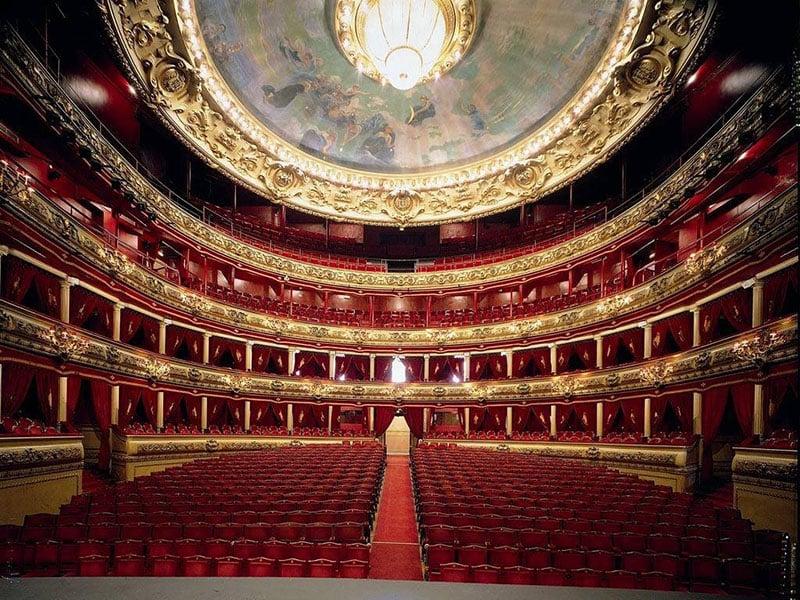 O que fazer em San Sebastián: Teatro Victoria Eugenia