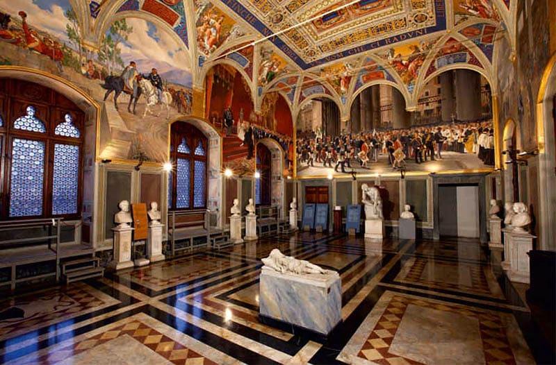 o que fazer em Siena: Museu Civico