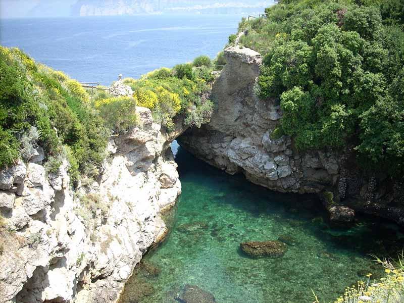 O Que fazer em Sorrento: Bagni Della Regina Giovanna