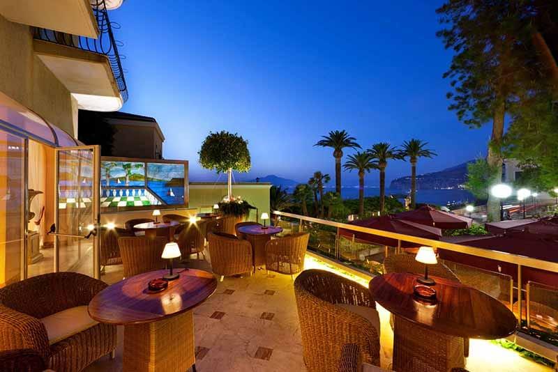 O que fazer em Sorrento: Hotel