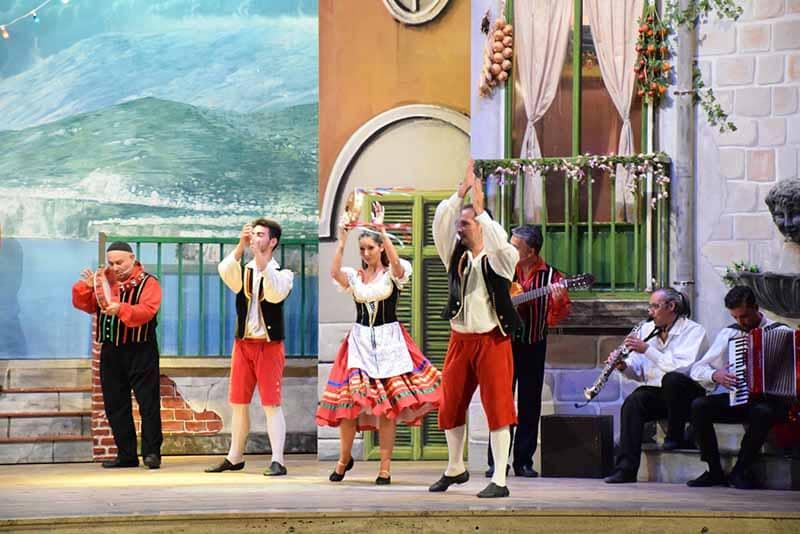 O que fazer em Sorrento: Teatro Tasso