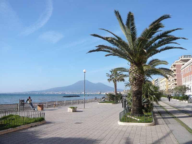 O que fazer em Sorrento: Vila Comunale