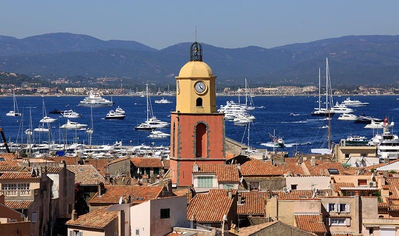 O que fazer em St. Tropez: Centro Histórico