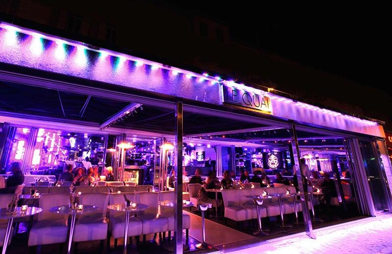 O que fazer em St. Tropez: Le quai