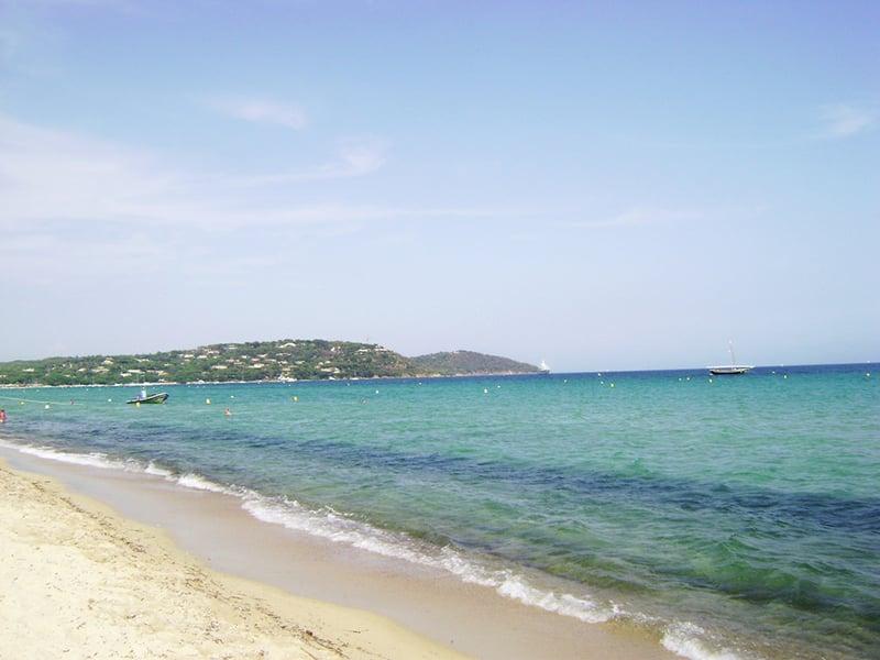 O que fazer em St. Tropez: Praias