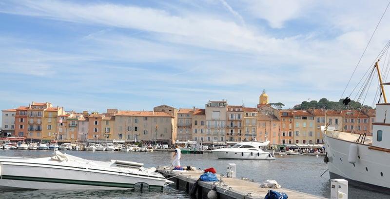 O que fazer em St. Tropez: Tour du Portalet
