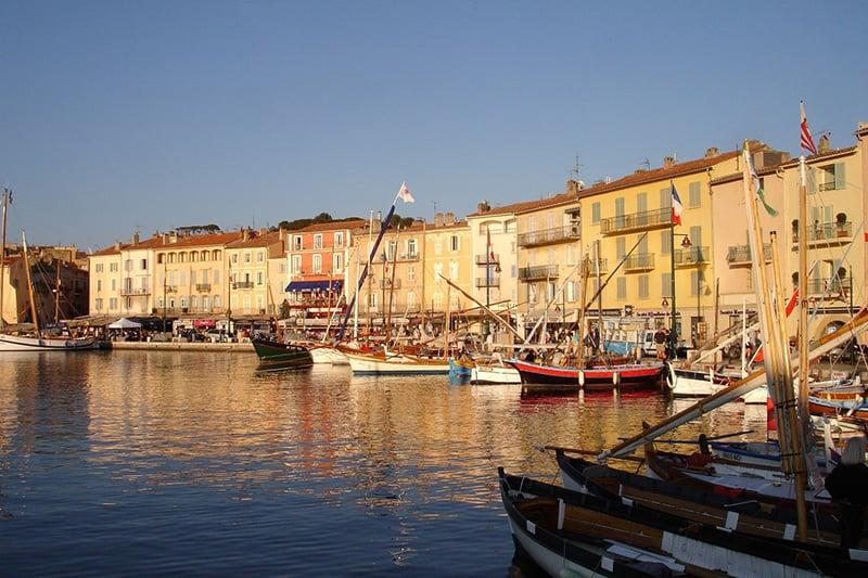O que fazer em St. Tropez:Vieux-Port