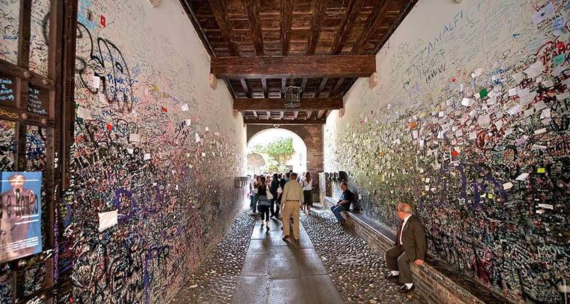 O que fazer em Verona: Casa Julieta