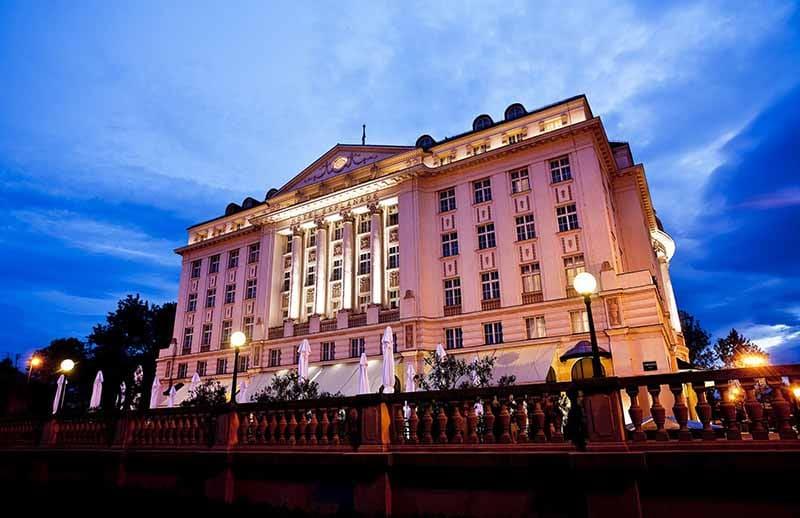 O que fazer em Zagreb: Hotel