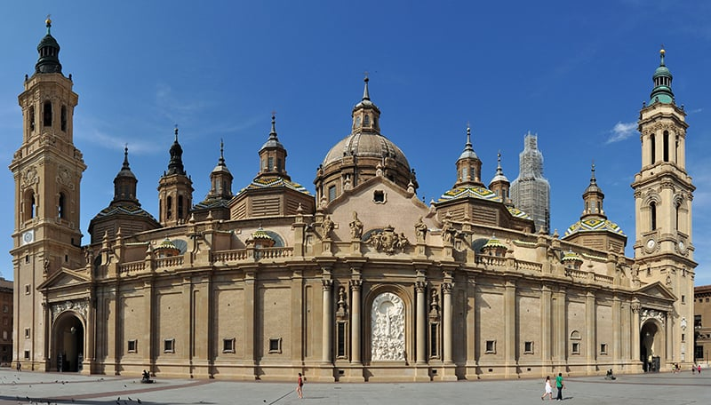 O que fazer em Zaragoza: Basílica del Pilar