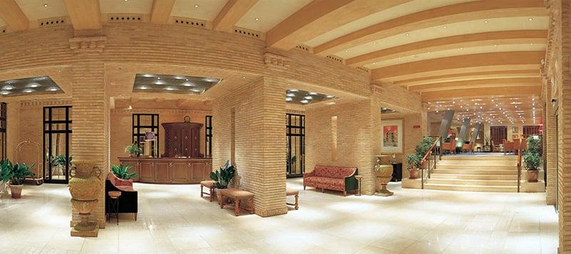 O que fazer em Zaragoza: Hotel