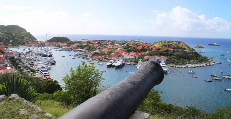 O Que Fazer em St. Barth: Farol de Gustavia