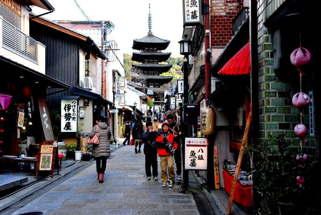 O Que Fazer em Kyoto: Compras