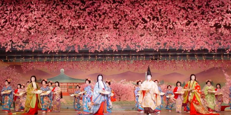 O Que Fazer em Kyoto: Teatro Kaburenjo