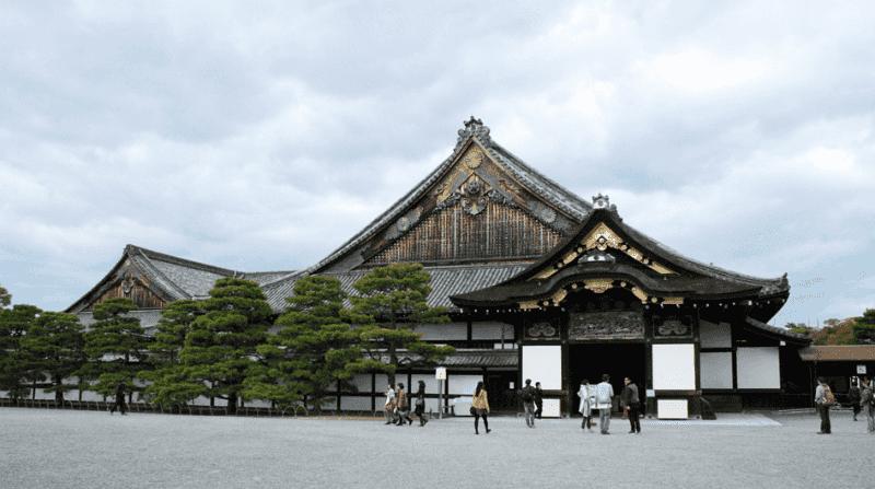 O Que Fazer em Kyoto: Castelo Nijo-jo