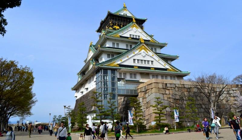 O Que Fazer em Osaka: Castelo