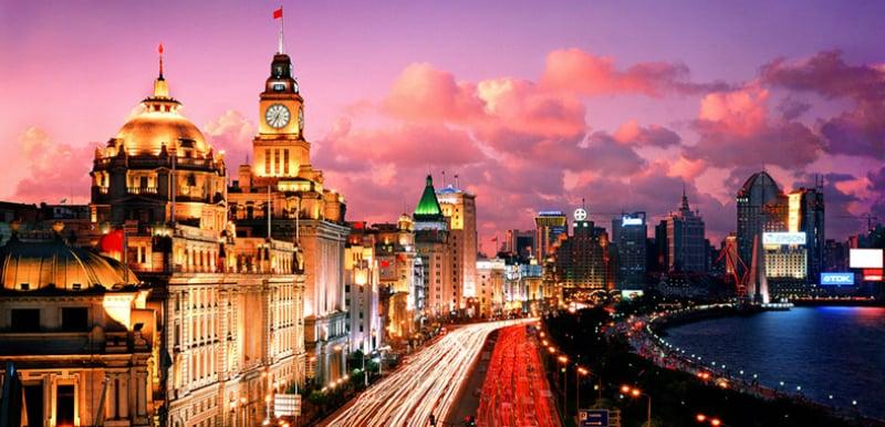 O Que Fazer em Shanghai: Bund