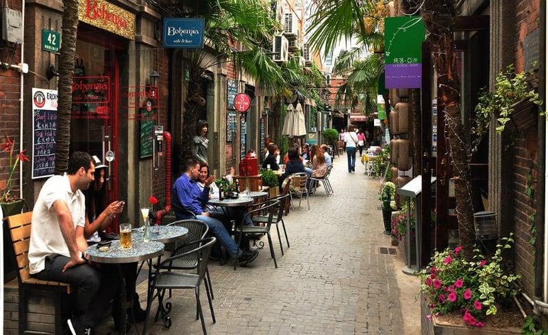 O Que Fazer em Shanghai: French Concession e do Xintiandi