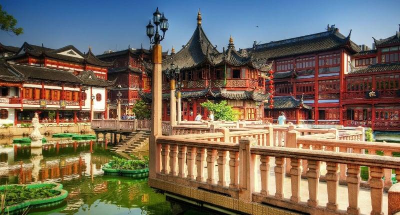 O Que Fazer em Shanghai: Yu Yuan Garden