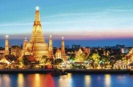 O Que Fazer em Bangkok na Tailândia
