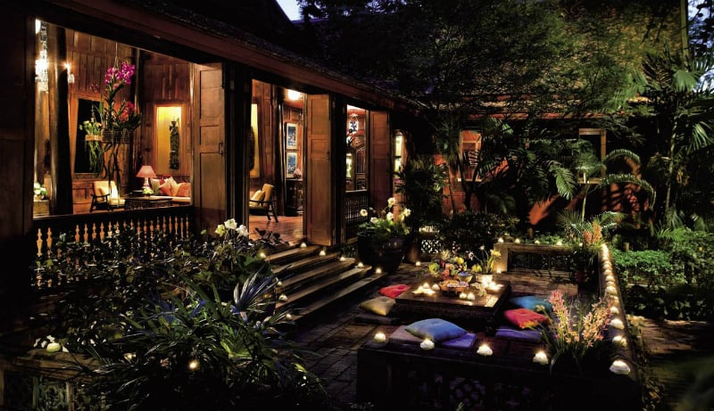 O Que Fazer em Bangkok: The Jim Thompson House
