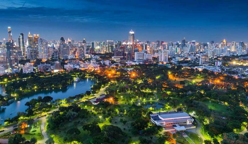 O Que Fazer em Bangkok: Lumpini Park