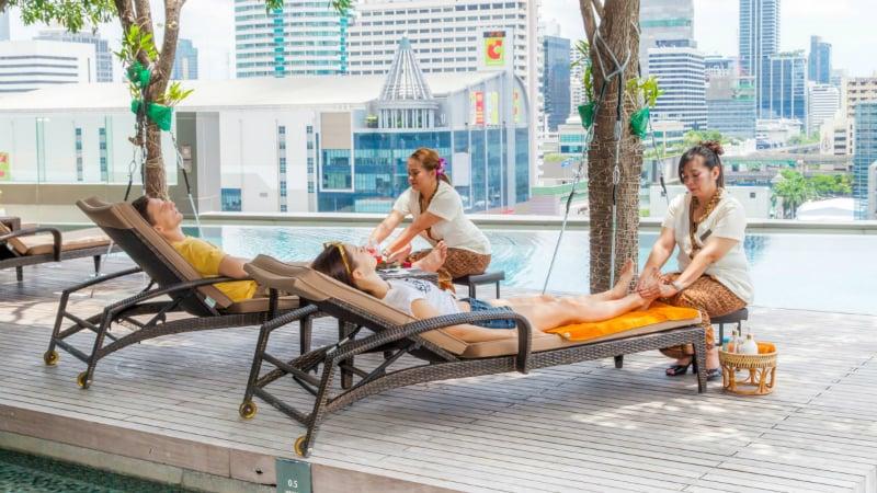 O Que Fazer em Bangkok: Massagem