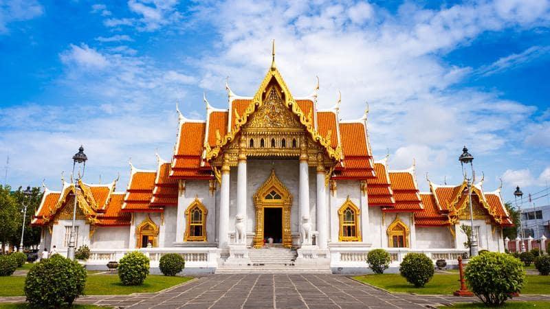 O Que Fazer em Bangkok: Templos