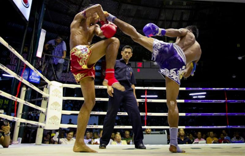 O Que Fazer em Bangkok: Muay Thai