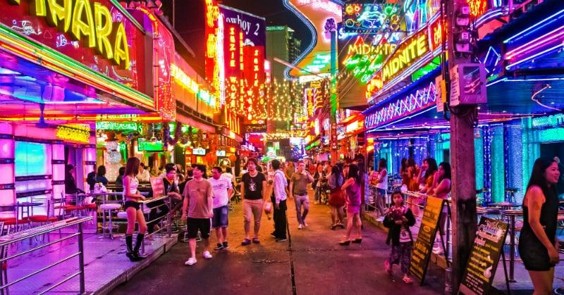 O Que Fazer em Bangkok: Baladas