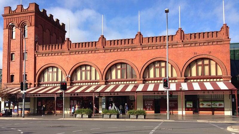 O que fazer em Adelaide: Mercado Central