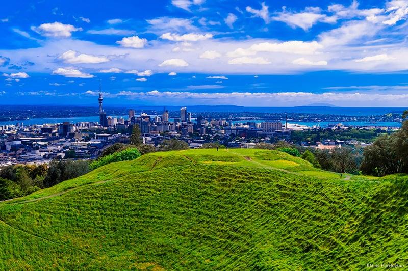 O que fazer em Auckland: Monte Eden