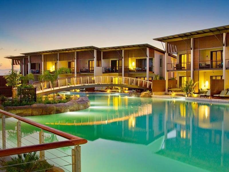 O que fazer em Darwin: Hotel