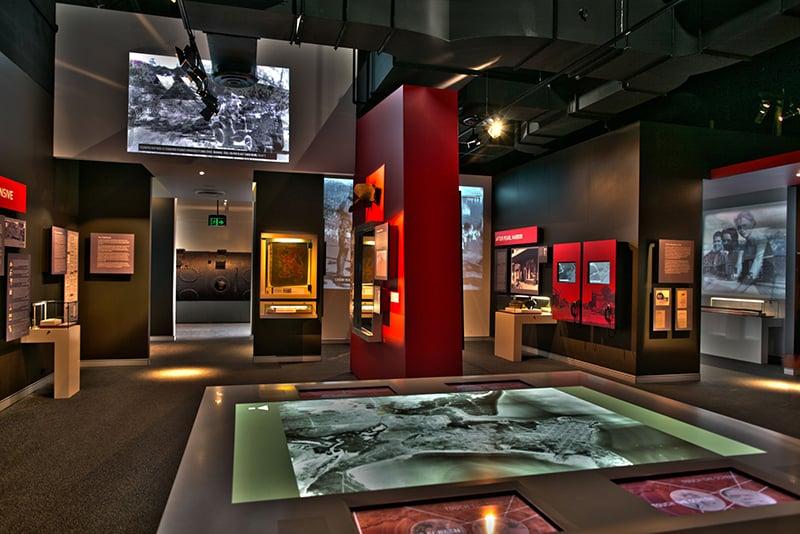 O que fazer em Darwin: Museu Defence of Darwin Experience
