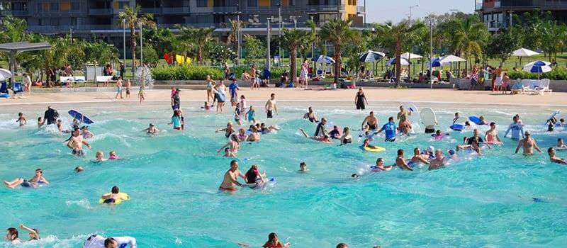 O que fazer em Darwin: Wave Lagoon