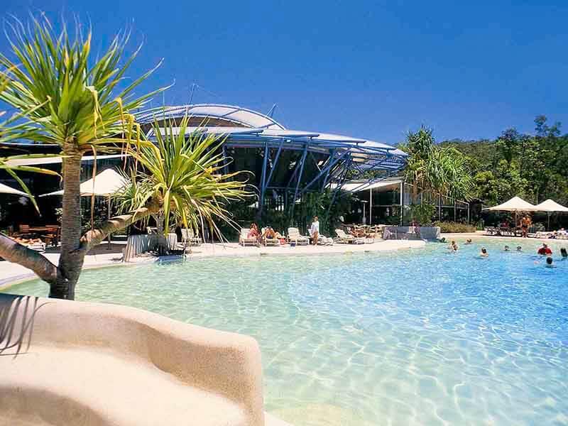 O que fazer na Ilha Fraser: Hotel