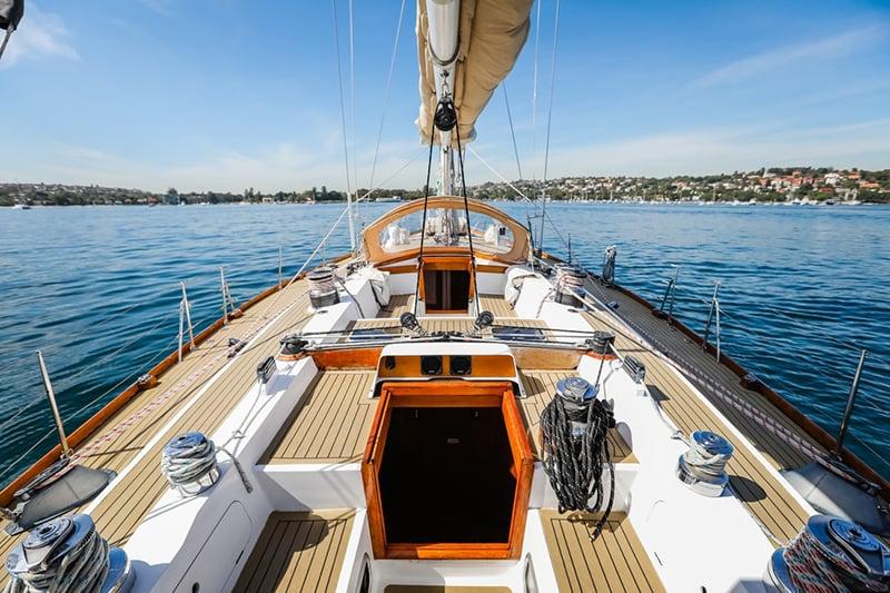 O que fazer em Magnetic Island: Pligrim Sailing