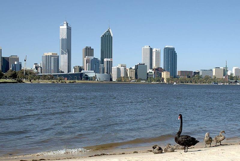 O que fazer em Perth: Rios