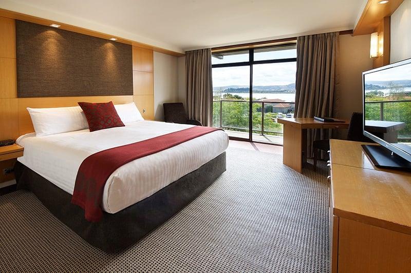 O que fazer em Rotorua: Hotel