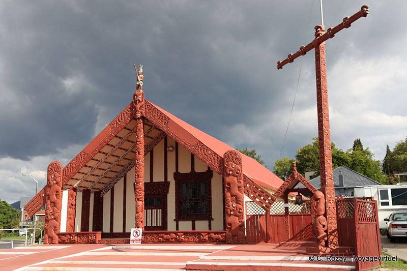 O que fazer em Rotorua: Ohinemutu