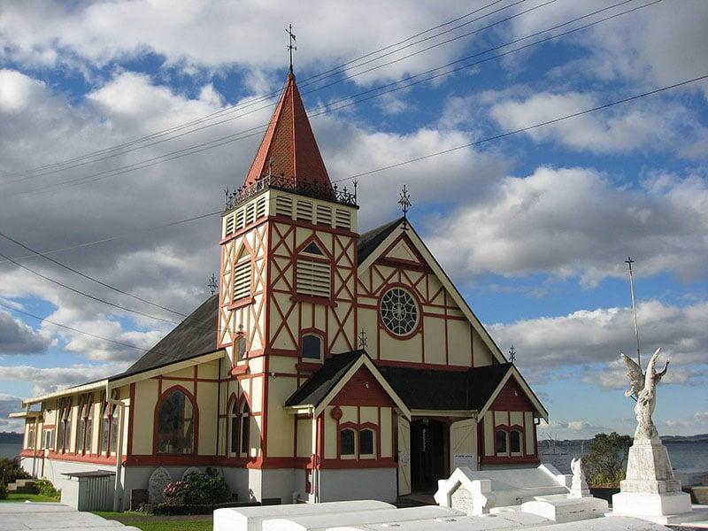 O que fazer em Rotorua: Saint Faith's