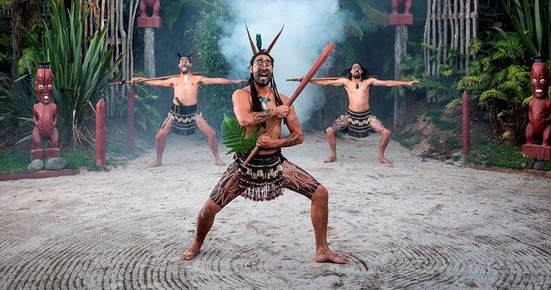 O que fazer em Rotorua: Tamaki Maori Village