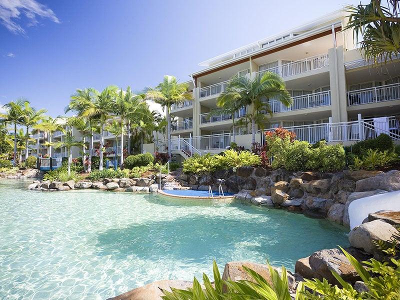 O que fazer em Sunshine Coast: Hotel
